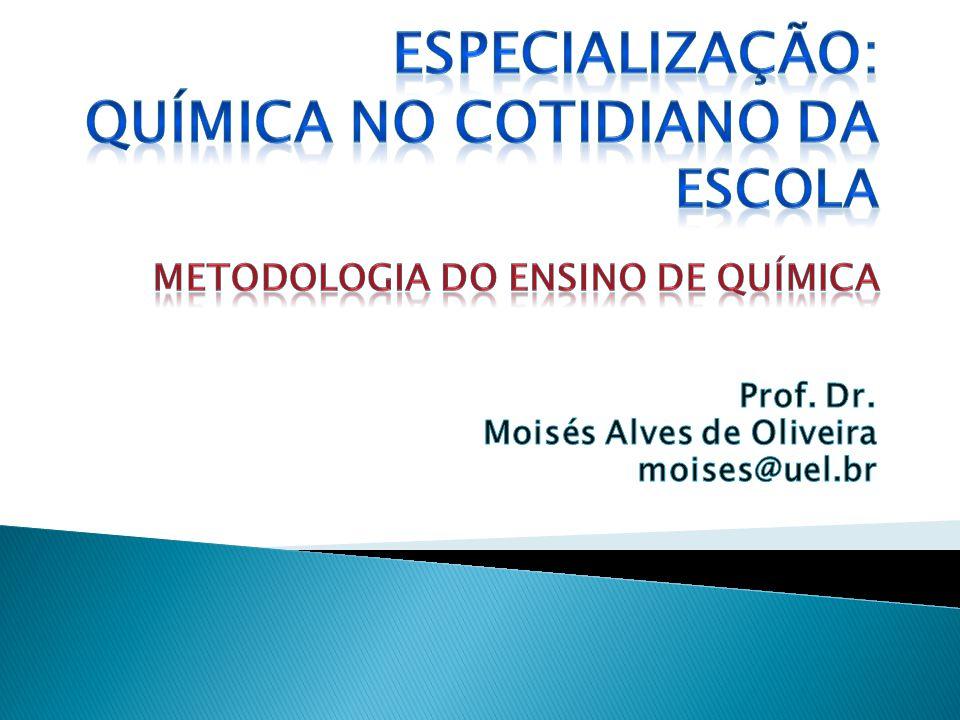 Prof. Dr. Moisés Alves de Oliveira moises@uel.br