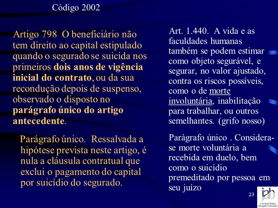 Código 2002