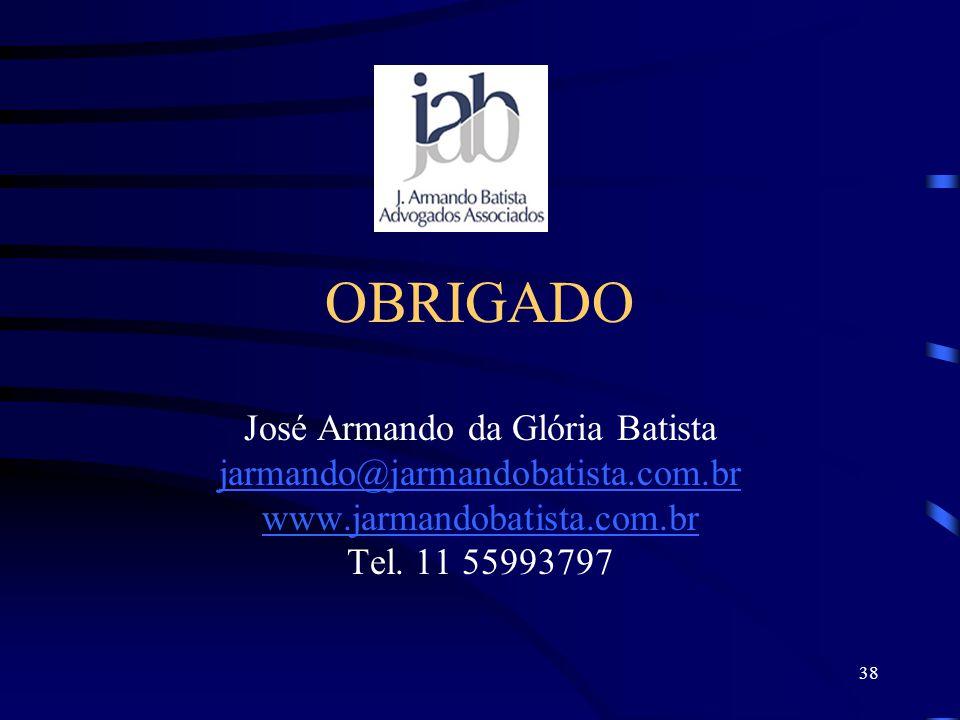 José Armando da Glória Batista
