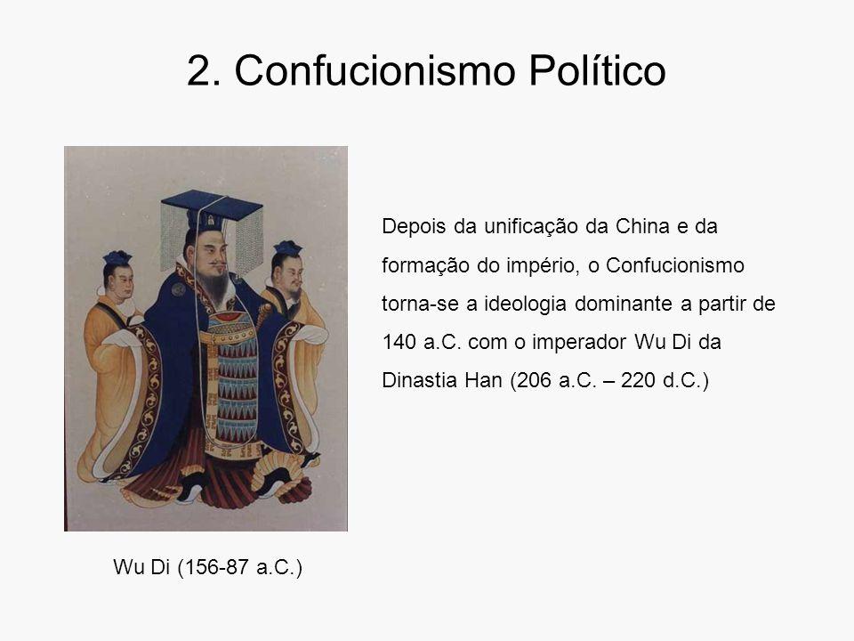 2. Confucionismo Político