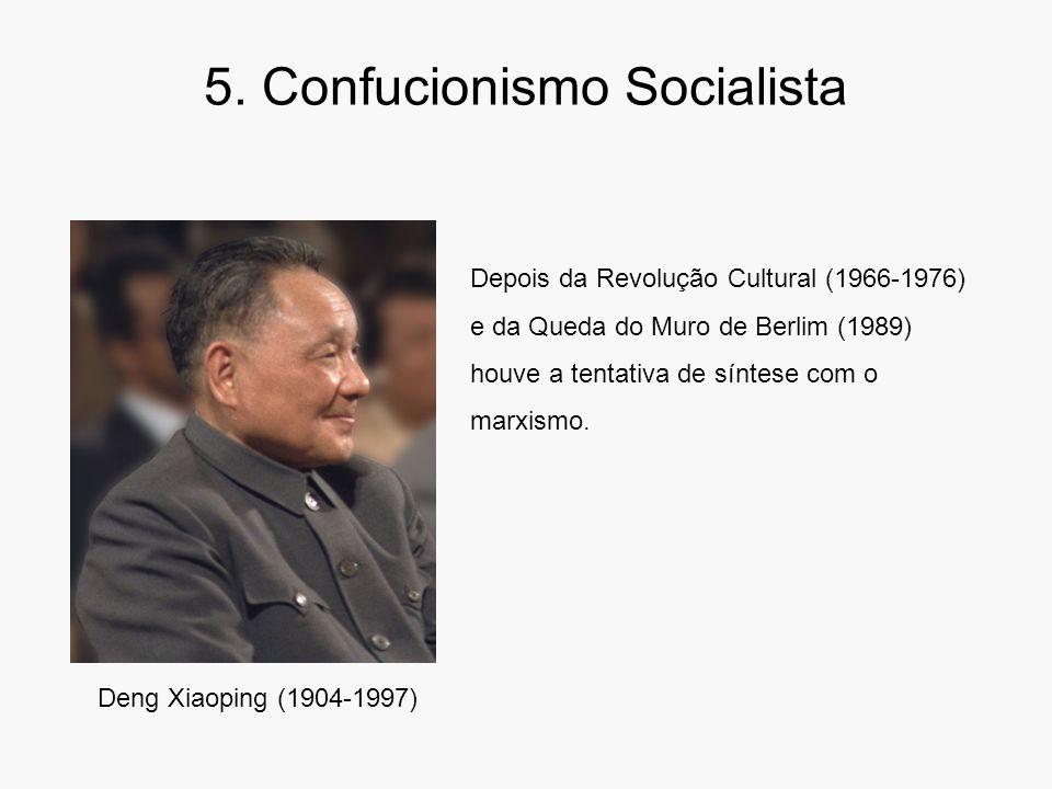 5. Confucionismo Socialista