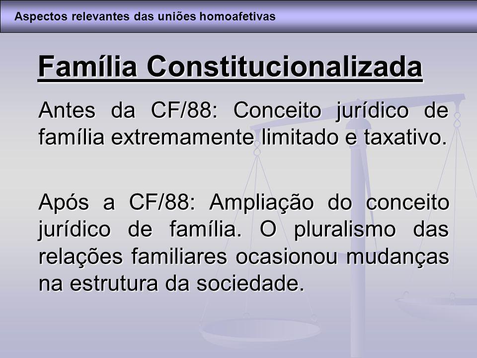 Família Constitucionalizada
