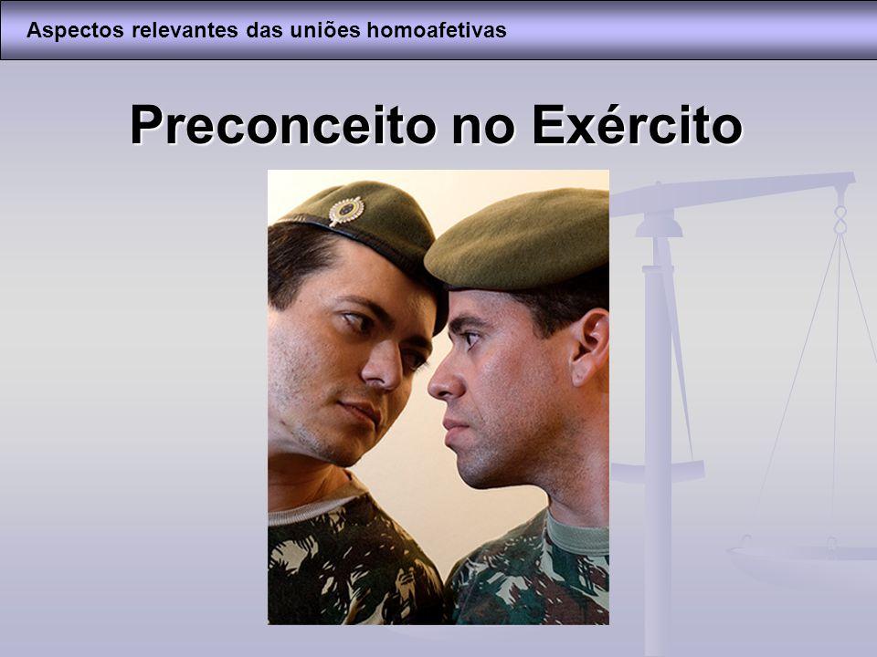 Preconceito no Exército