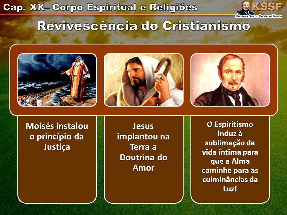 Revivescência do Cristianismo