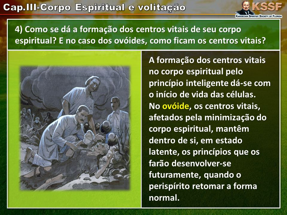 Cap.III-Corpo Espiritual e volitação