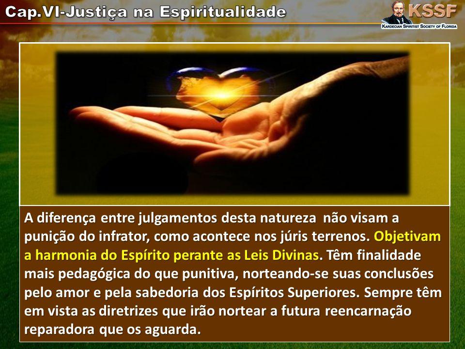 Cap.VI-Justiça na Espiritualidade