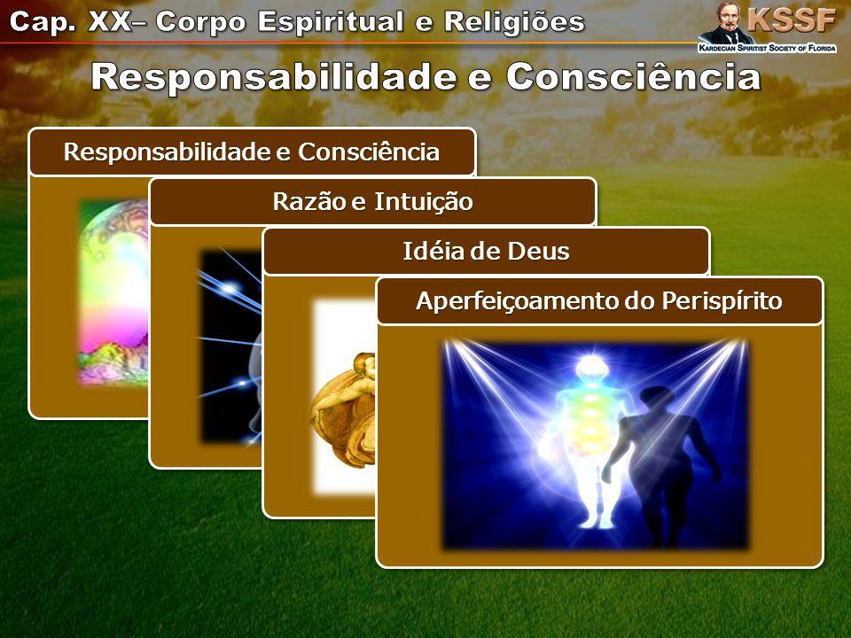 Responsabilidade e Consciência Aperfeiçoamento do Perispírito