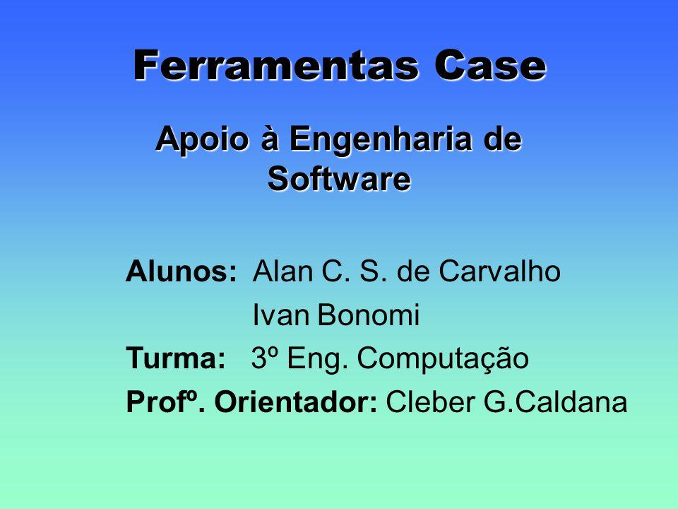 Apoio à Engenharia de Software