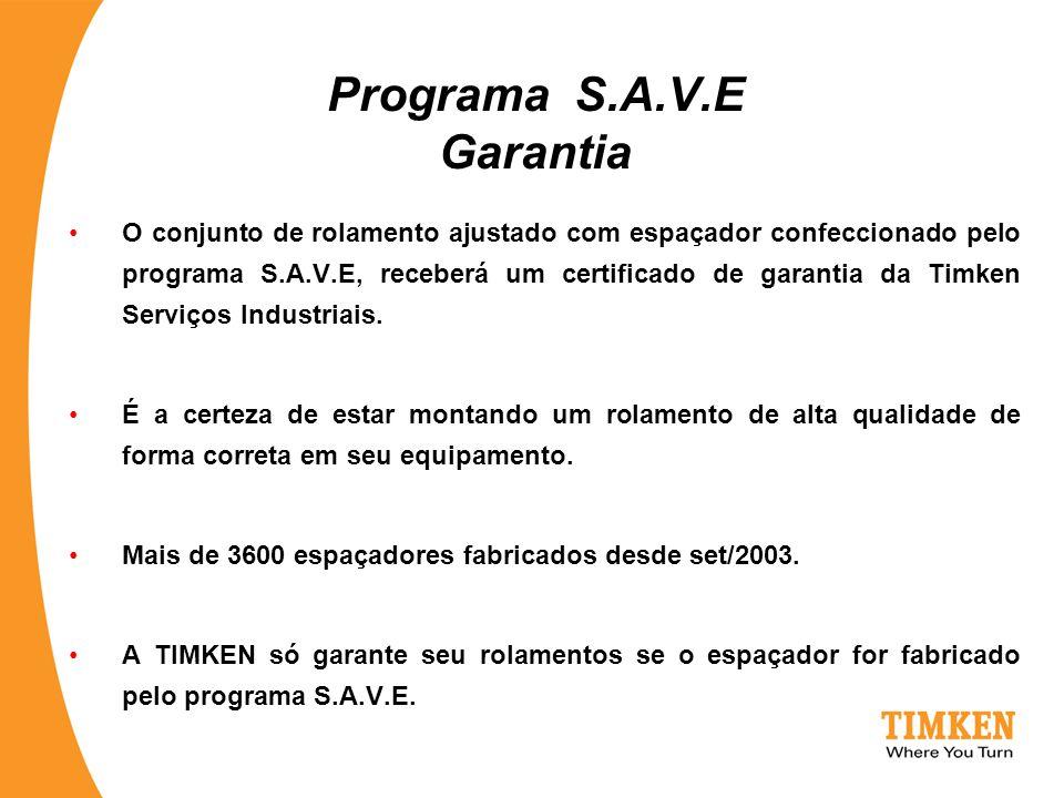 Programa S.A.V.E Garantia