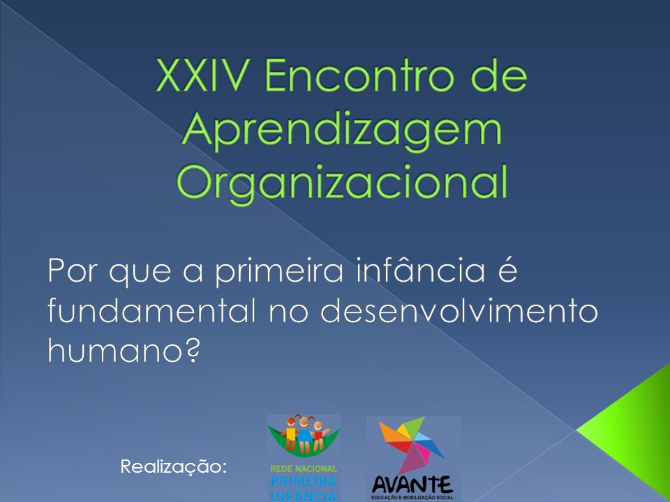 XXIV Encontro de Aprendizagem Organizacional