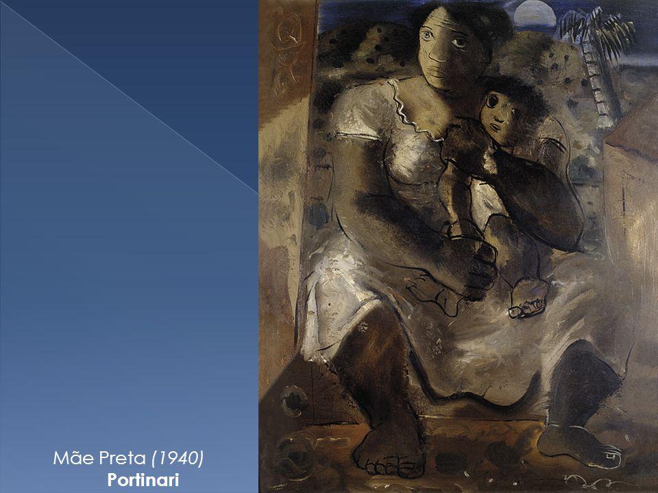 Mãe Preta (1940) Portinari