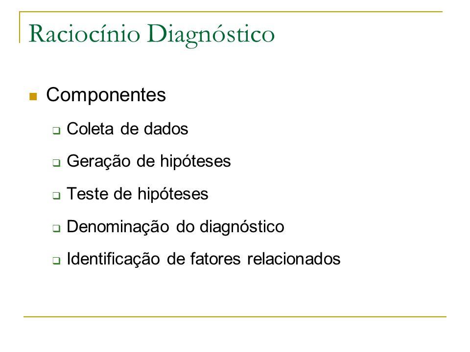 Raciocínio Diagnóstico