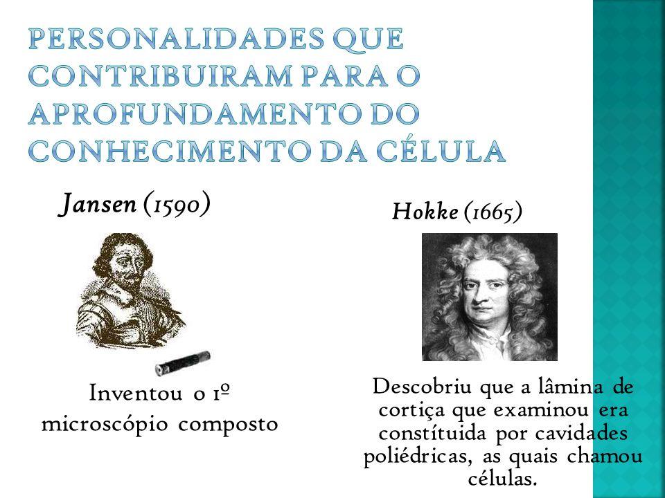 Inventou o 1º microscópio composto