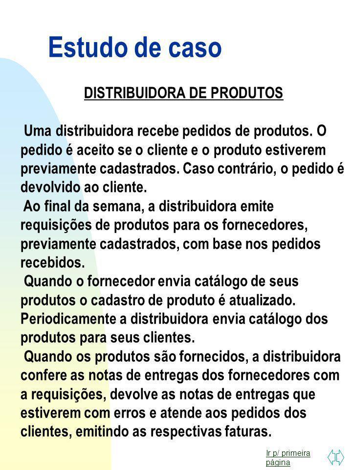 DISTRIBUIDORA DE PRODUTOS