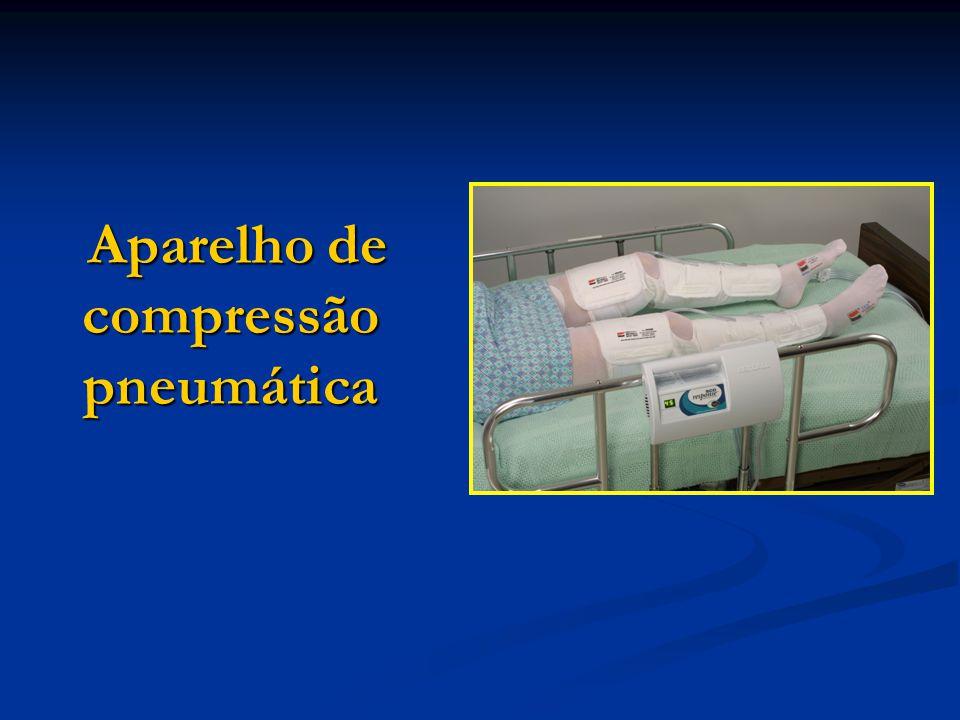 Aparelho de compressão pneumática