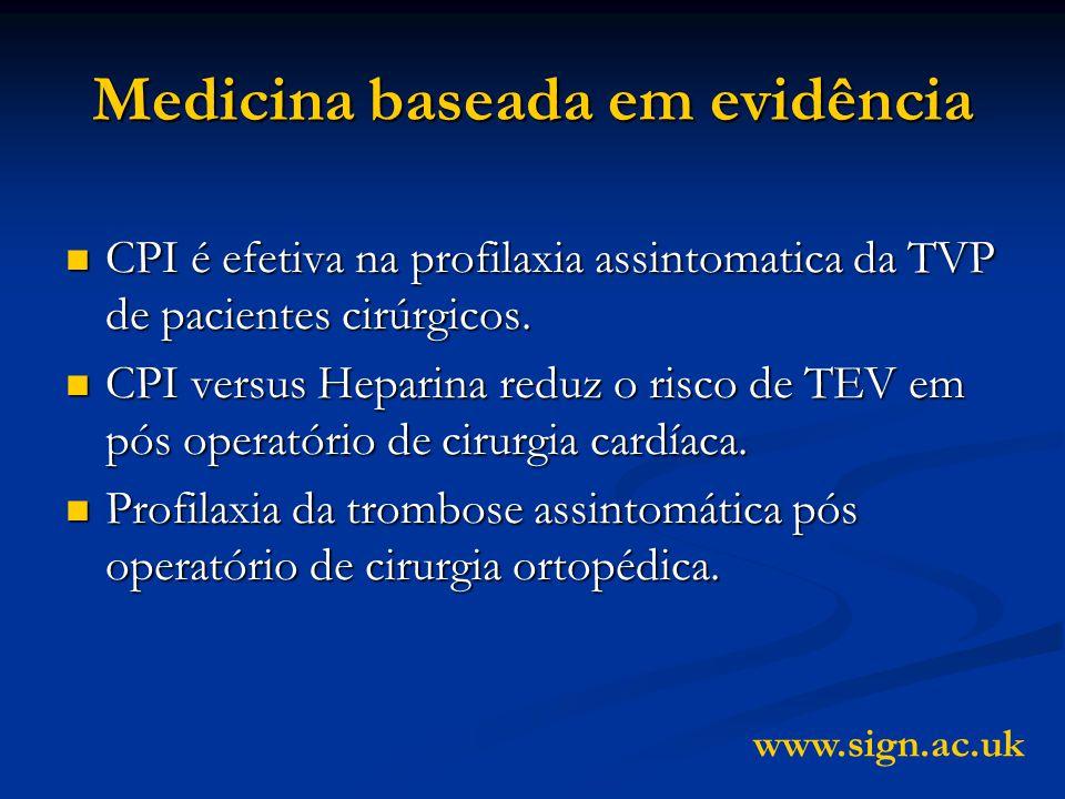 Medicina baseada em evidência