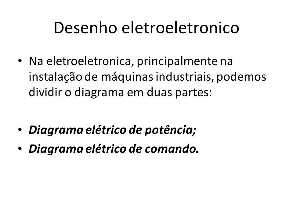 Desenho eletroeletronico