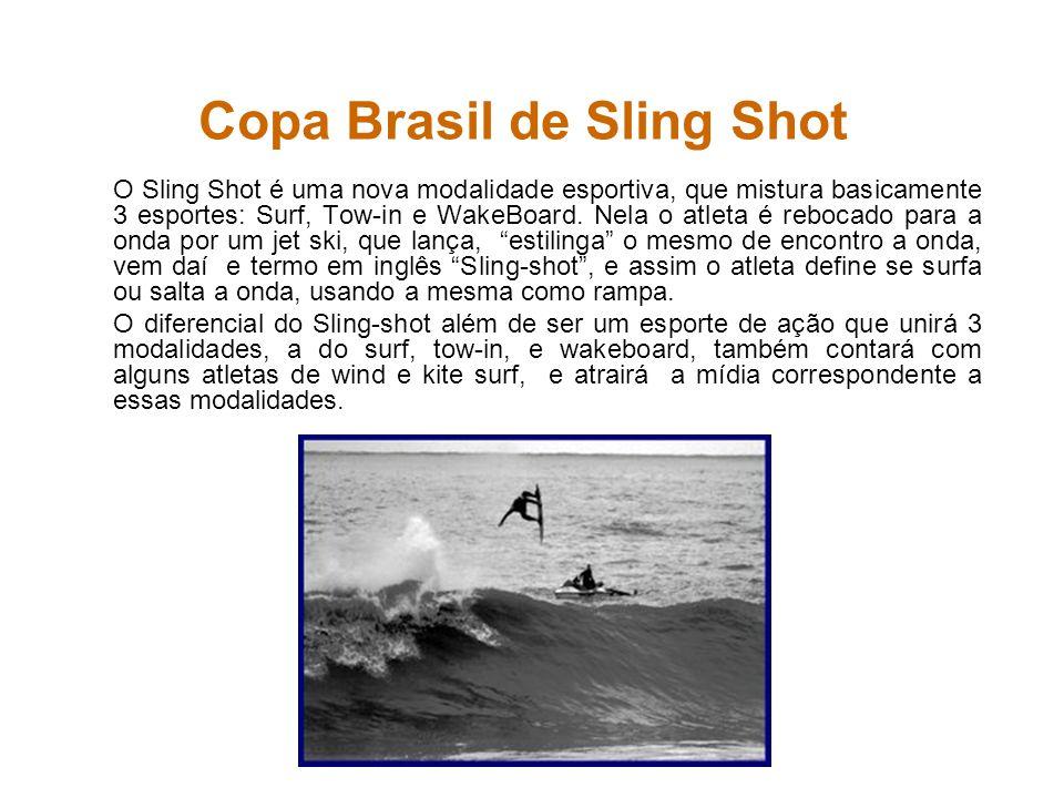 Copa Brasil de Sling Shot