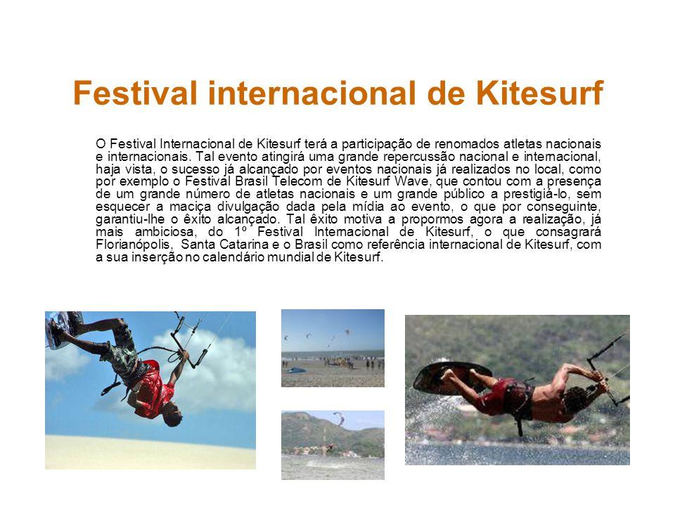 Festival internacional de Kitesurf