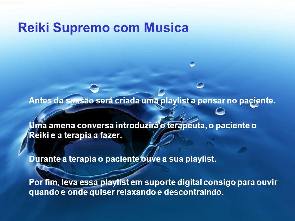 Reiki Supremo com Musica