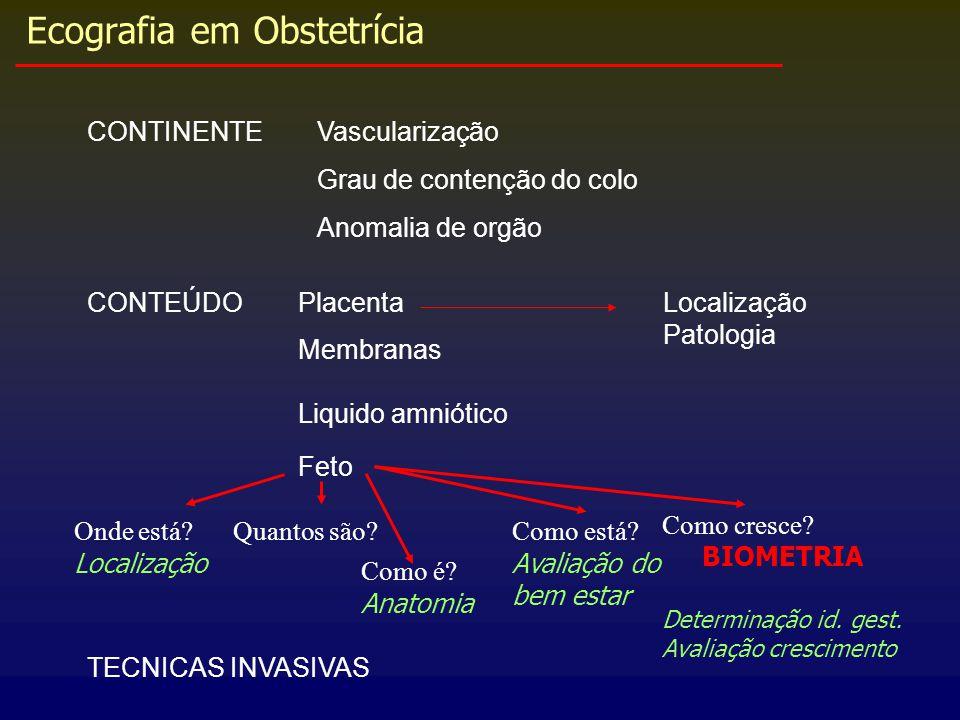 Ecografia em Obstetrícia