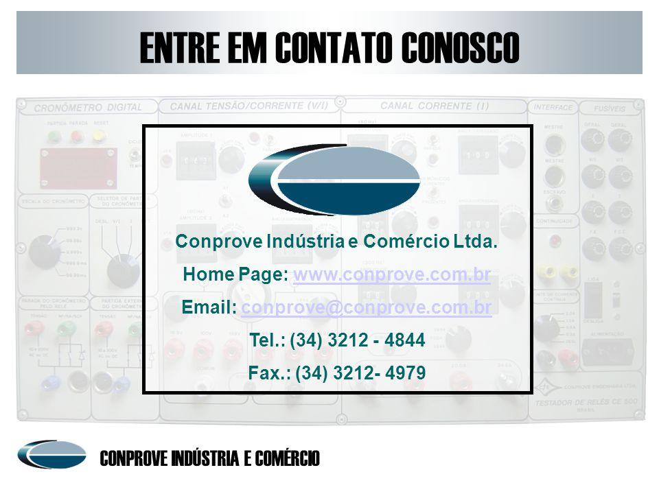 Conprove Indústria e Comércio Ltda.