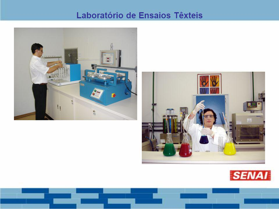Laboratório de Ensaios Têxteis