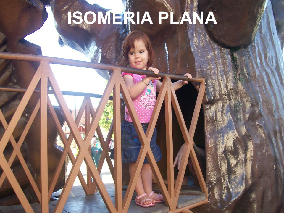 ISOMERIA PLANA