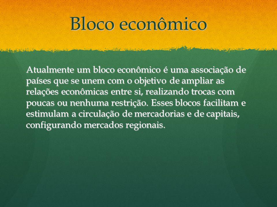 Bloco econômico