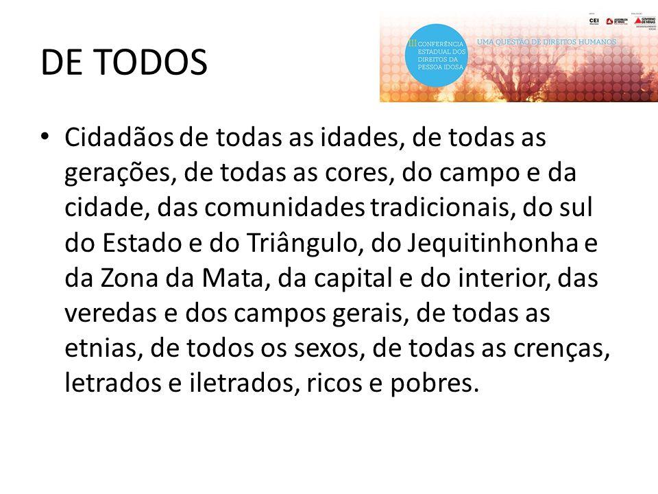 DE TODOS