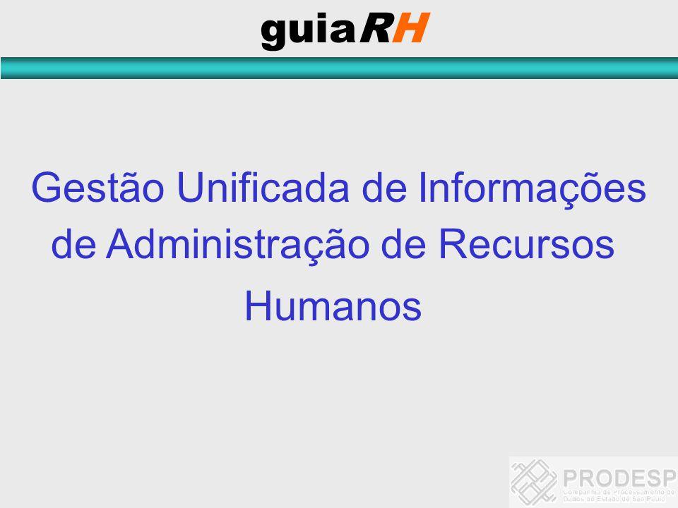 Gestão Unificada de Informações de Administração de Recursos