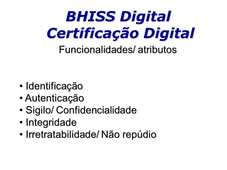 BHISS Digital Certificação Digital