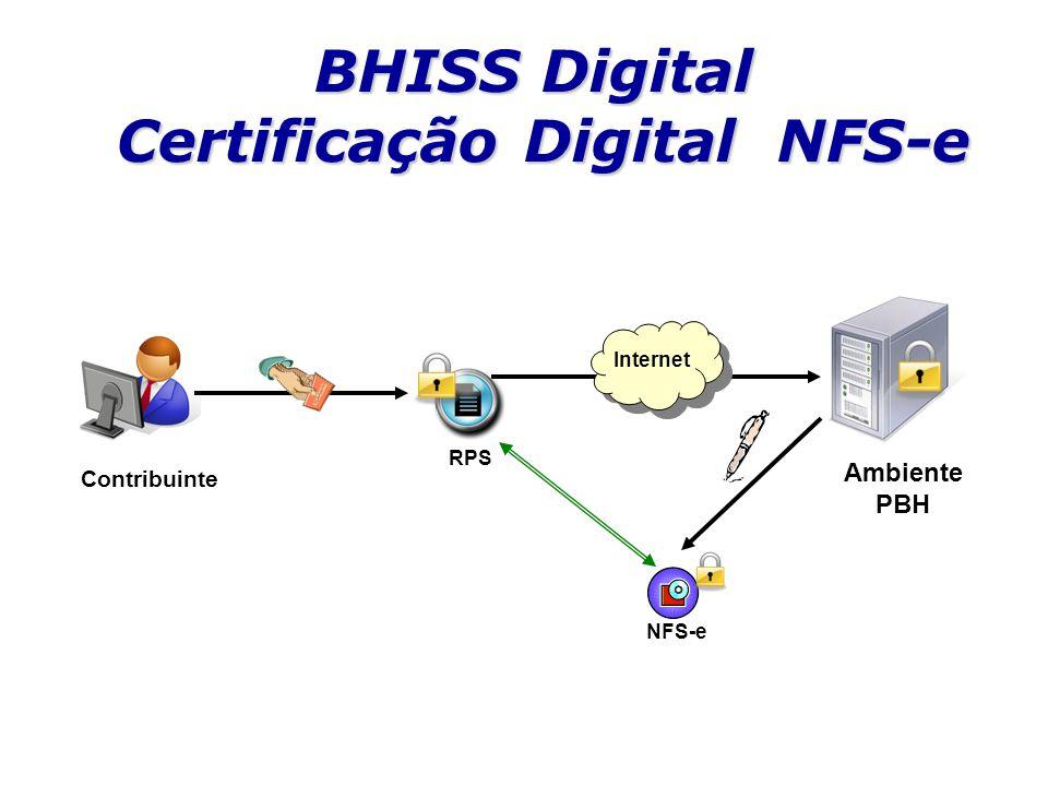 BHISS Digital Certificação Digital NFS-e