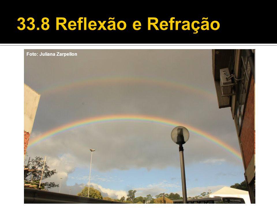 33.8 Reflexão e Refração Foto: Juliana Zarpellon