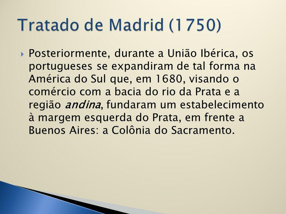 Tratado de Madrid (1750)