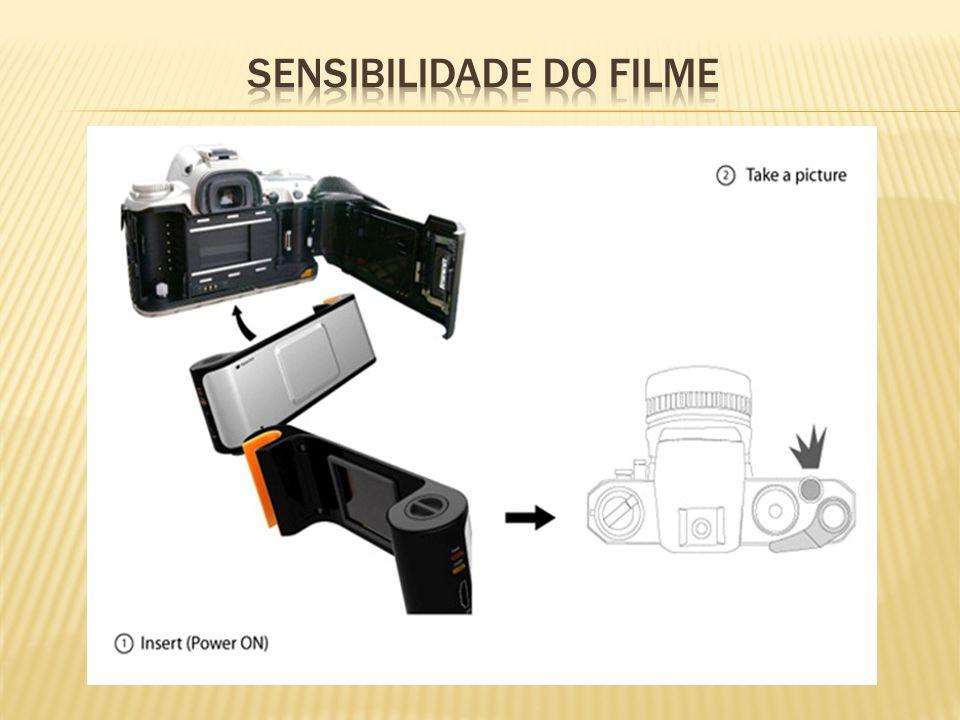 Sensibilidade do filme