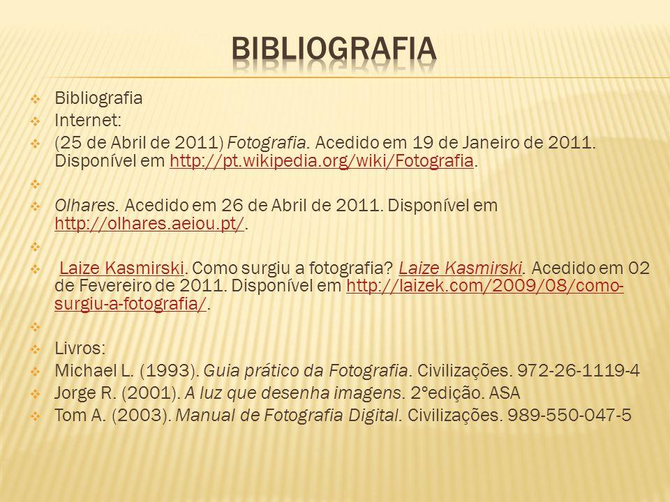 bibliografia Bibliografia Internet: