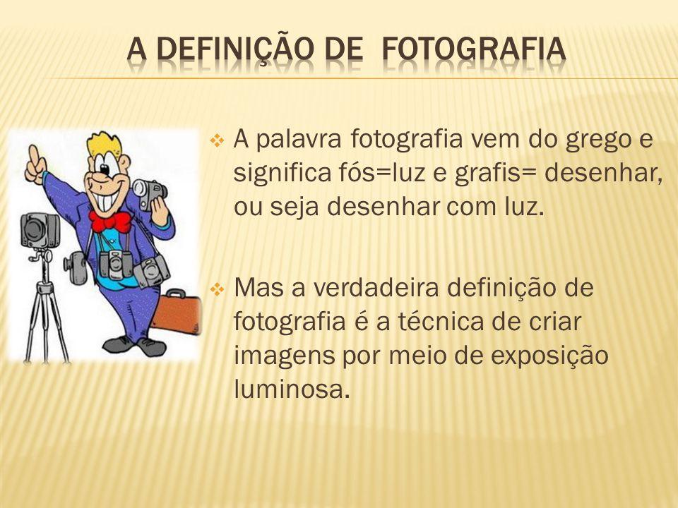 a definição de Fotografia
