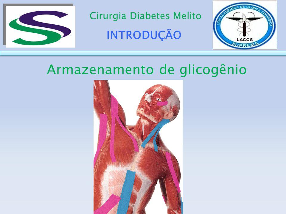 Armazenamento de glicogênio