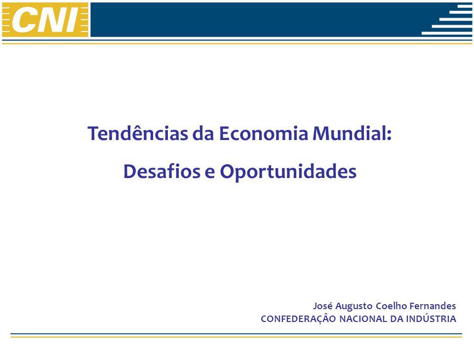 Tendências da Economia Mundial: Desafios e Oportunidades