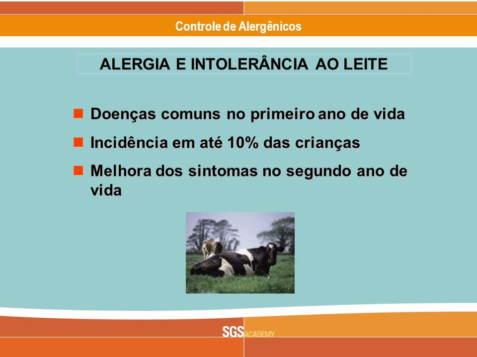 ALERGIA E INTOLERÂNCIA AO LEITE