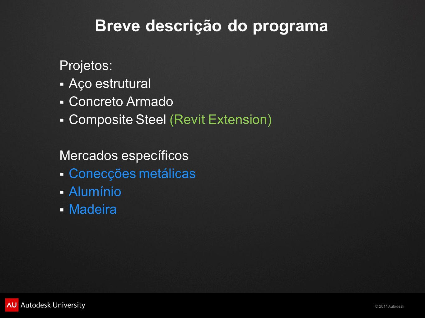 Breve descrição do programa