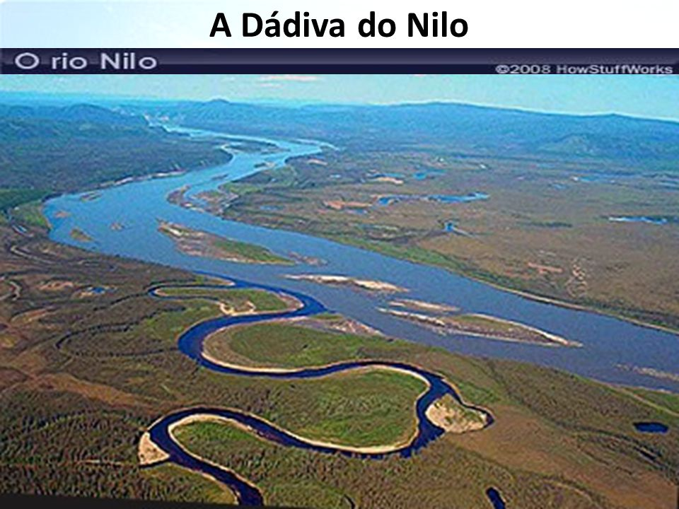 A Dádiva do Nilo