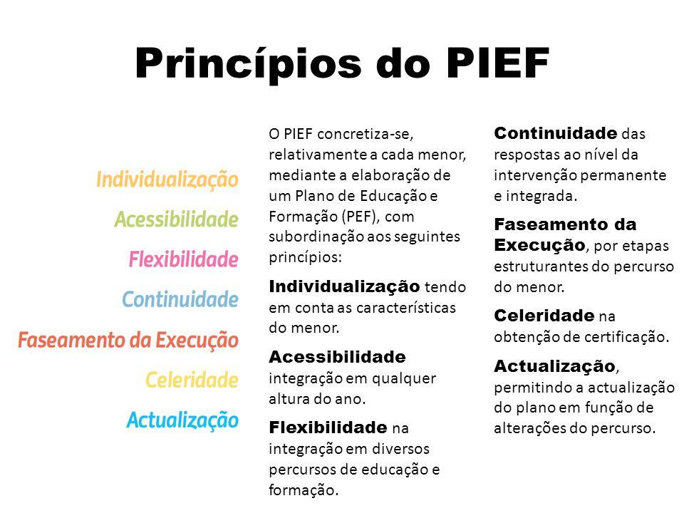 Princípios do PIEF