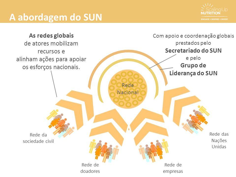 Grupo de Liderança do SUN