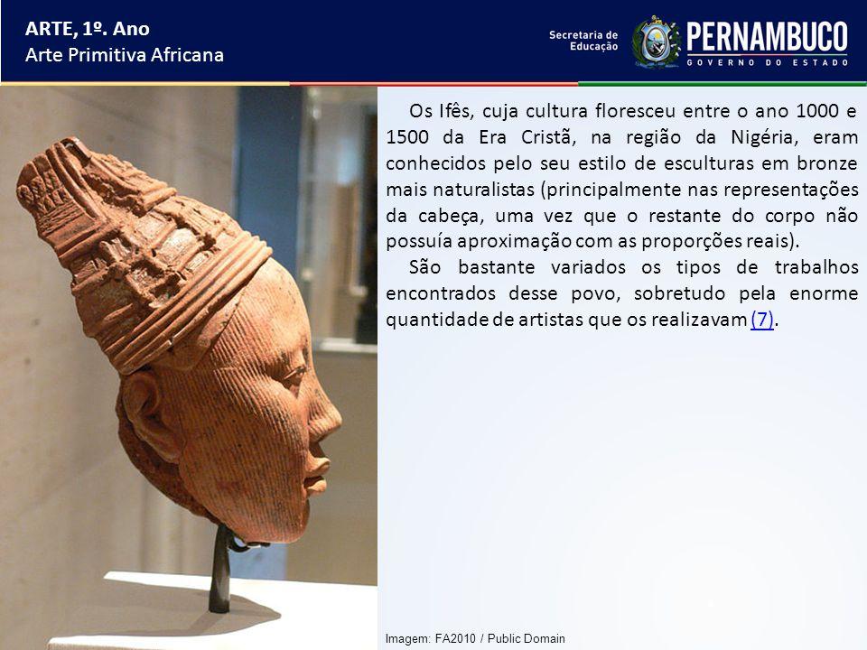 Arte Primitiva Africana