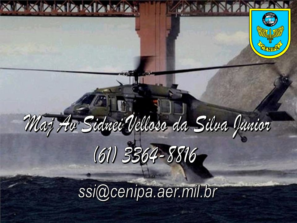 Maj Av Sidnei Velloso da Silva Junior