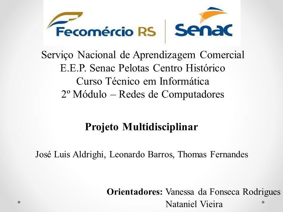 Projeto Multidisciplinar