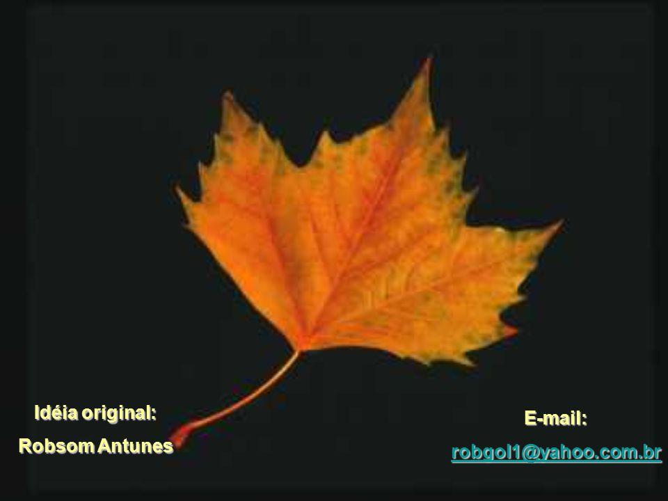 Idéia original: Robsom Antunes E-mail: robgol1@yahoo.com.br