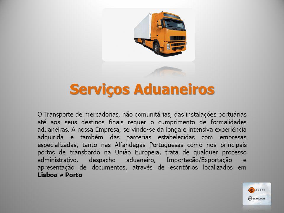 Serviços Aduaneiros